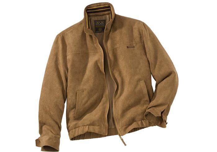 как стирать замшевую куртку
