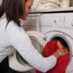 Как стирать куртку на пуху и из кожи