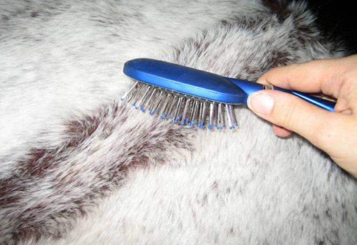 как стирать шубу