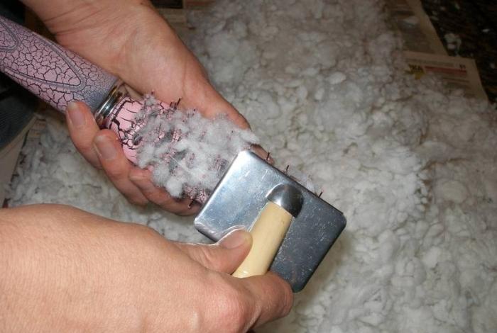 как стирать холлофайбер