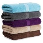 Как стирать махровые полотенца, чтобы они были мягкими