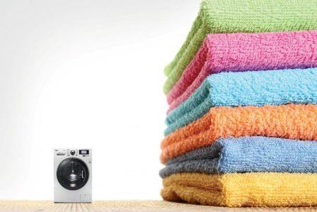 как стирать махровое полотенце