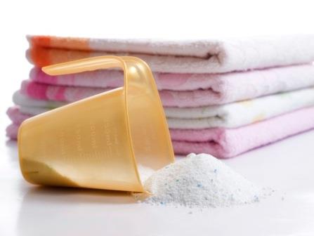 постирать кухонное полотенце