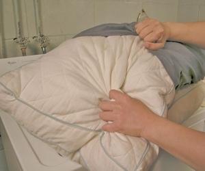 873 - Как стирать подушки синтетические – Веселый дом