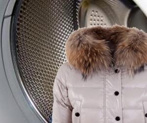 постирать пуховик в стиральной машине
