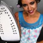 Способы, как почистить утюг с тефлоновым покрытием