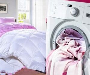 Можно ли стирать одеяло с бамбуковым наполнителем