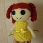 Куклы амигуруми: вяжем куклу Лалалупси быстро и легко
