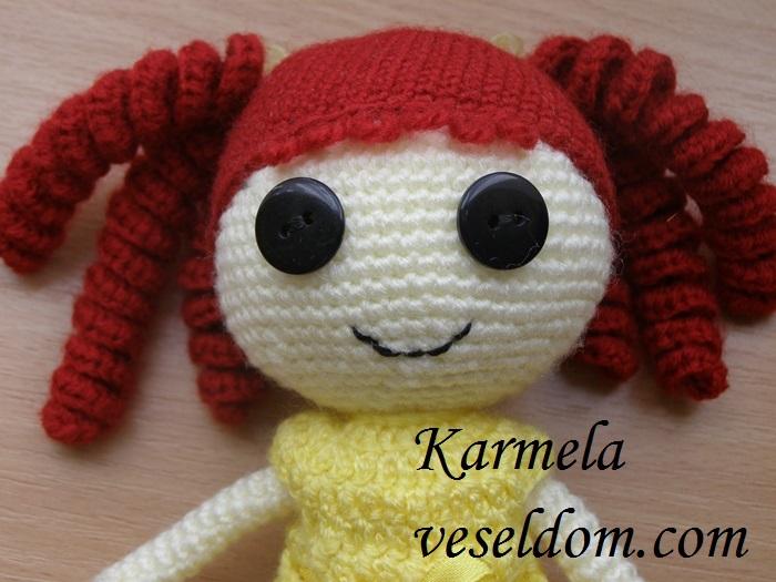 куклы амигуруми