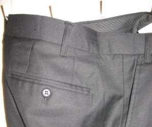 как стирать брюки