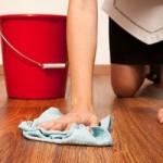 Чим відмити зеленку з лінолеуму: рятуємо підлогове покриття