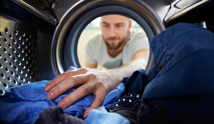 как постирать в стиральной машине