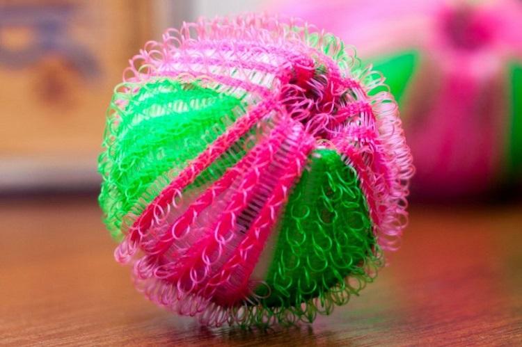 шарик для стирки без порошка