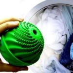Стирка белья без порошка: какие бывают стиральные шары