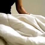 Как постирать ватное одеяло, если нет возможности обратиться в химчистку