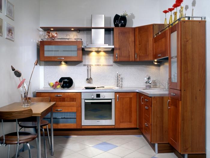 Эргономика кухни