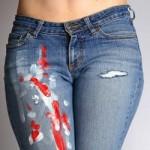Як відіпрати фарбу з одягу підручними засобами