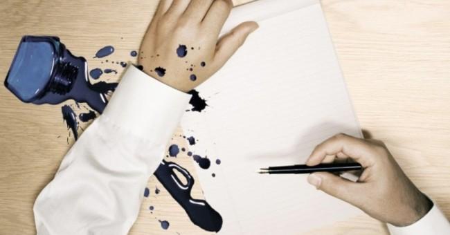 Як вивести чорнило від ручки з одягу 5dd5209ee7a9e
