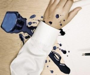 Jak usunąć atrament z ubrań