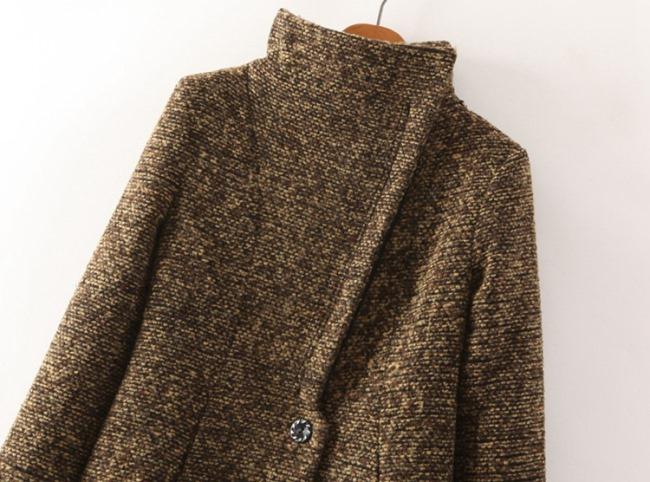 как почистить шерстяное пальто