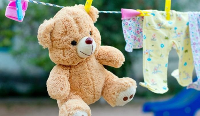 Jak prać miękkie zabawki