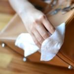 Як почистити шкіряну сумку в домашніх умовах