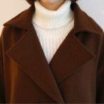 Как погладить пальто из шерсти