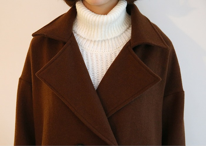 как погладить пальто