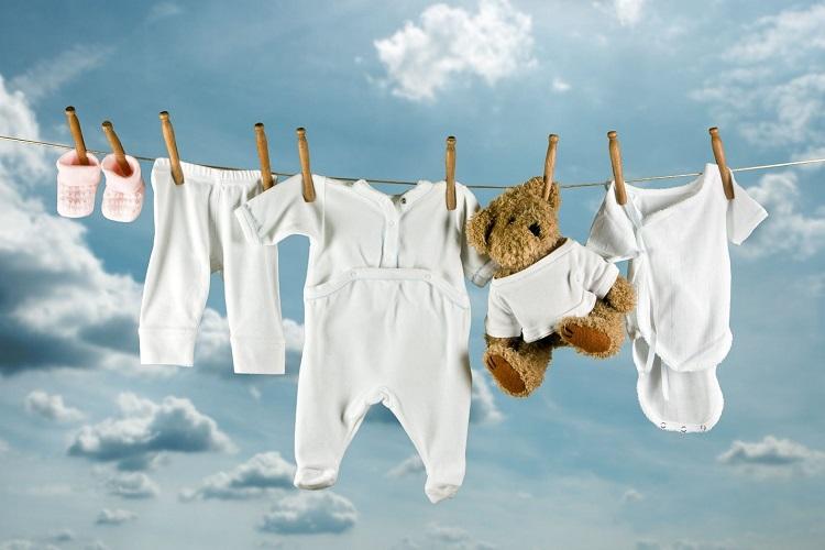 засоби для прання дитячої білизни