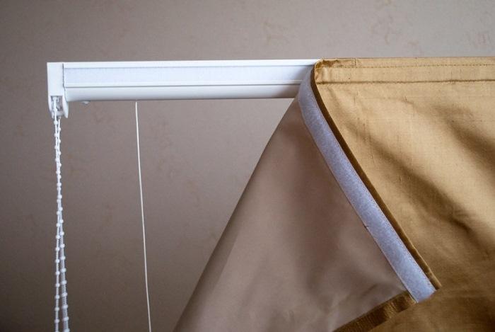 Як випрати рулонні штори в домашніх умовах
