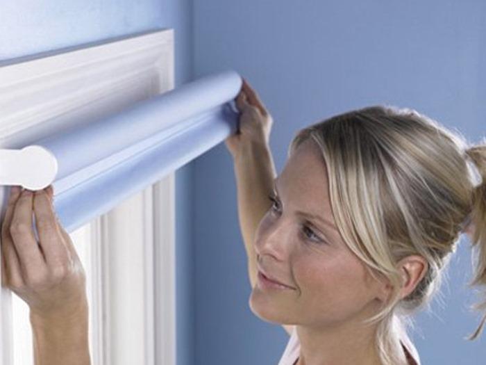 Как постирать рулонные шторы в домашних условиях