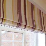Как стирать римские шторы: инструкция