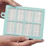 Как почистить фильтр пылесоса: типы