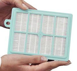 Jak wyczyścić filtr odkurzacza: rodzaje