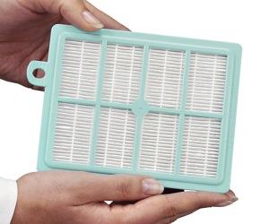как почистить фильтр пылесоса