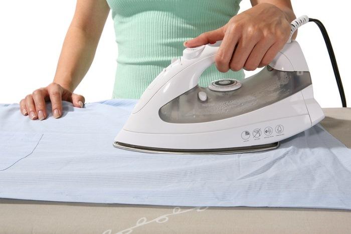 Як почистити парову праску в домашніх умовах