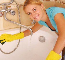 Какие чистящие средства для акриловых ванн можно использовать