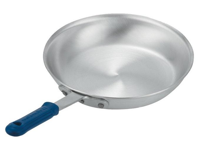 как отмыть сковороду