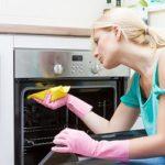 Как очистить духовку от нагара в домашних условиях