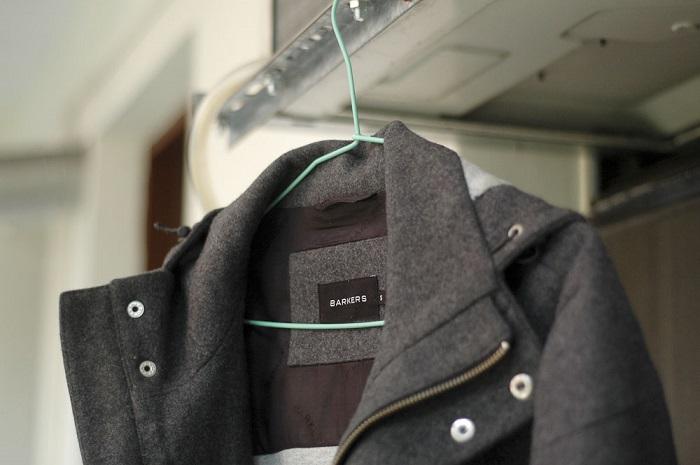 як прати вовняне пальто