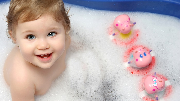 из чего состоит детское мыло