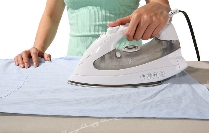 Як попрасувати сорочку