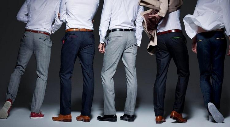 Как погладить брюки правильно