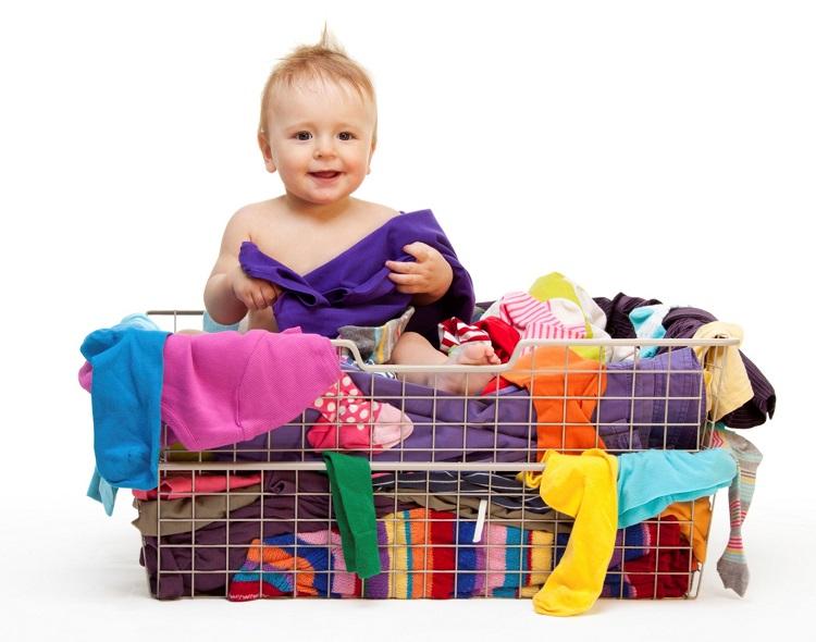 чим прати дитячі речі для новонароджених