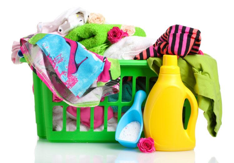 Які миючі засоби для прання білизни бувають