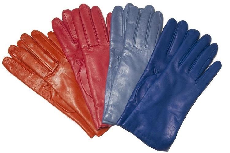 Як почистити шкіряні рукавички вдома