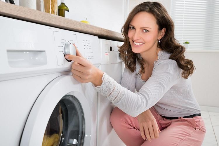 При какой температуре стирать постельное белье