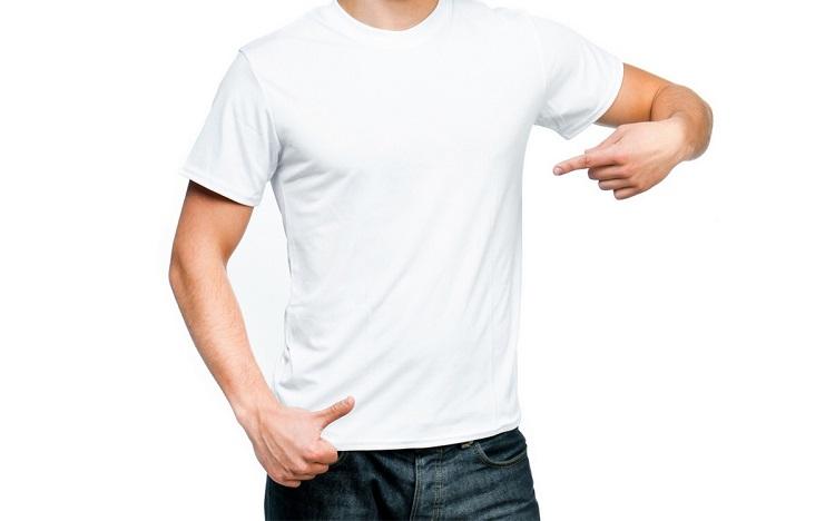 Як прати білу футболку
