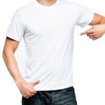 Як прати білу футболку та повернути їй білизну