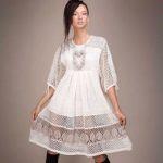 Как стирать льняное платье правильно